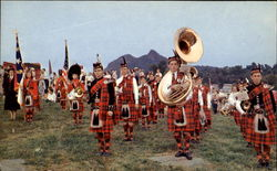 High Land Gathering Of Scottish Clans Grandfather Mountain