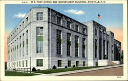 U. S. Post Office And Government Building