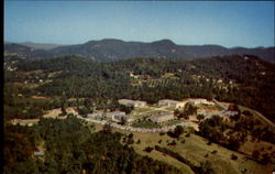Aerial View Of Asheville-Biltmore College