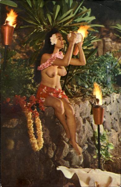 Nude Polynesian Teens 77