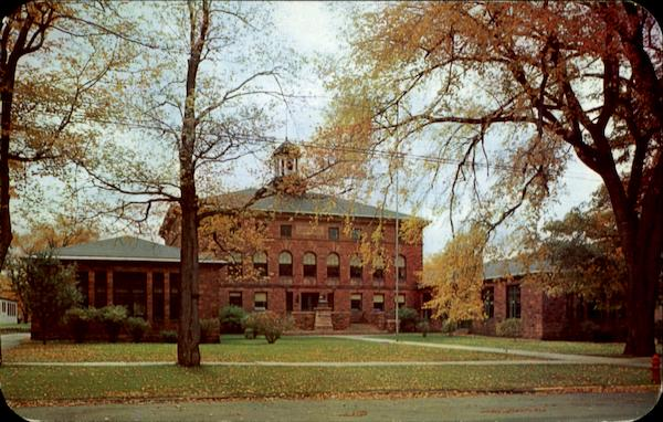 Clarkson College Of Technology, Old Main Potsdam New York