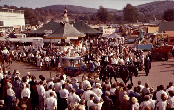 The Great Danbury Fair Parade