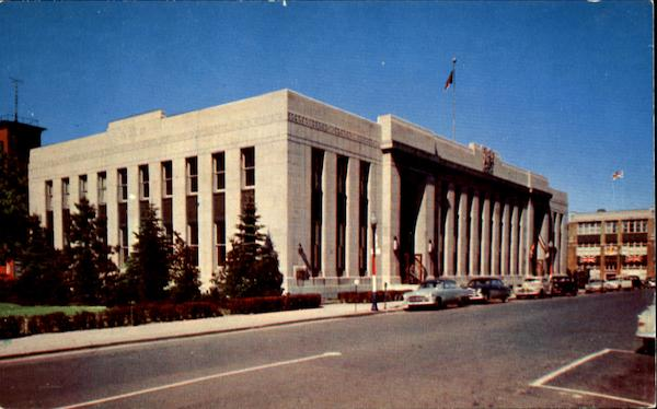 The Post Office Kitchener Ontario Canada