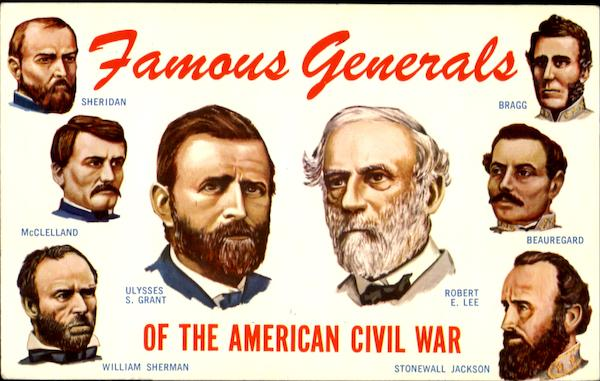 leaders about any civil war