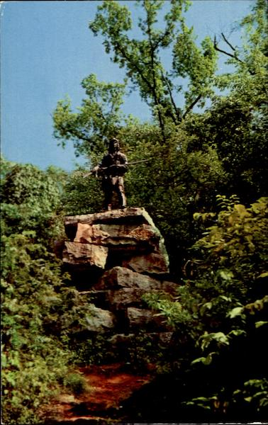 What Is My Paypal Email >> Daniel Boone Statue, Cherokee Park Louisville, KY