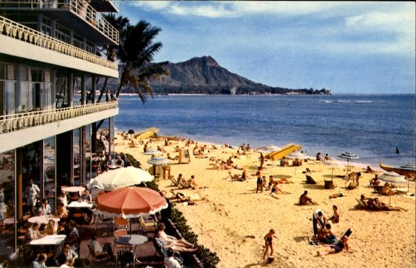 The Reef Hotel Waikiki Hawaii