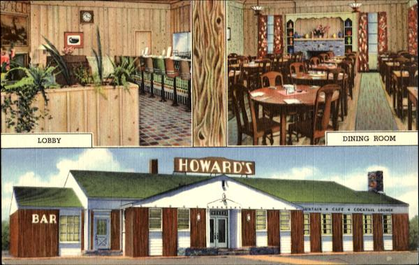 Howard's Café Rock Springs Wyoming