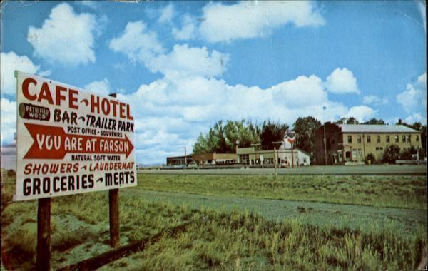 Gambling towns in wyoming
