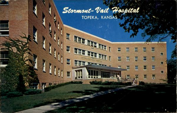 High quality photo of stormont vail hospital
