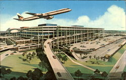 The New Tampa International Jetport Terminal
