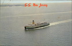 S. S. New Jersey