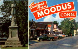 Greetings From Moodus, Main Street