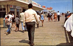 Strolling The Boardwalk