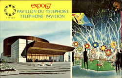 The Telephone Association Of Canada Pavilion