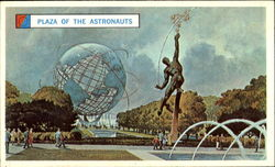 The Plaza Of The Astronauts