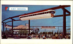 The World's Fair Monorail