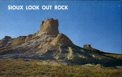 Sioux Look Out Rock