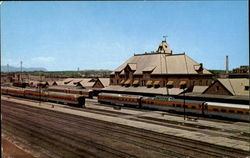 Pueblo Union Station
