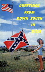 Greetings From Down South In Dixie