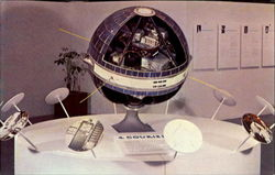 Courier Communications Satellite
