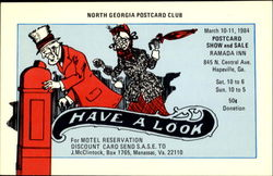 North Georgia Postcard Club