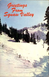 Greetings From Squaw Valley