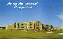 Alaska Air Command Hedquarters