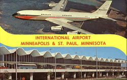 International Airport Minneapolis & St. Paul