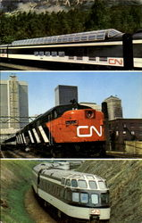 Canadian Trains