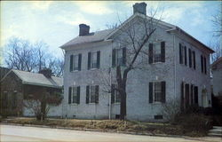 Home Of James K. Polk