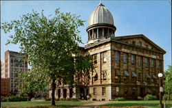 Historic Sangamon County Court House