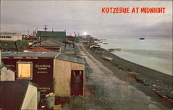 Kotzebue At Midnight