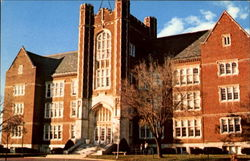 Kenyon Hall, The Way college of Emporia