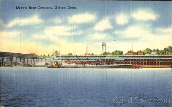 Electric Boat Company Groton Connecticut