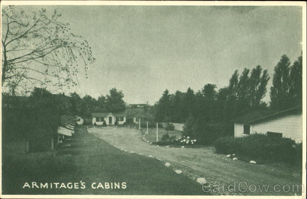 Armitage's Cabins, Route No. 1 Montreal road Sherbrooke Canada