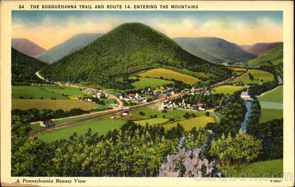 A Pennsylvania Beauty View Scenic