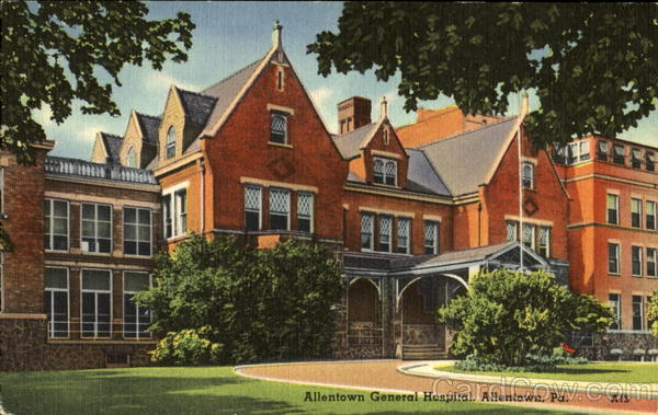 Allentown General Hospital Pennsylvania