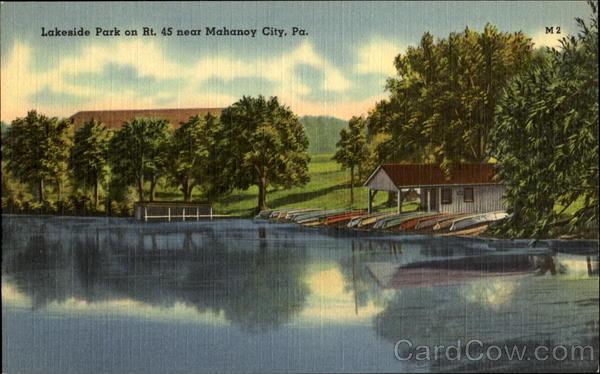 Mahanoy City Pa Hotels
