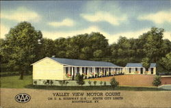 Valley View Motor Court, U. S. Highway 31-E