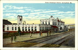 Frisco Passenger Station