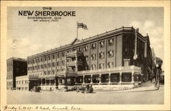 The New Sherbrooke