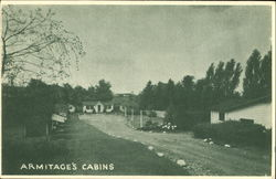 Armitage's Cabins, Route No. 1 Montreal road