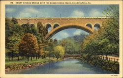 Henry Avenue Bridge