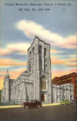 Trinity Methodist Episcopal Church, 2 Center St