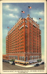 Americus Hotel, 6th And Hamilton Sts