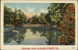 Greetings From Clarks Summit