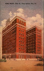 Ford Hotel, State St. Perry Square