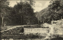 Mercersburg Water Supply Near Buchanan's Birthplace