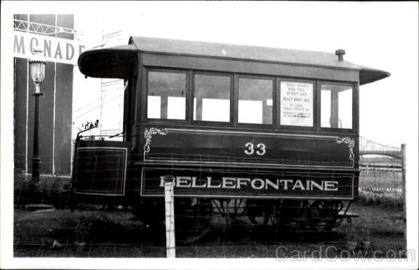 33 Bellefontaine Trolleys