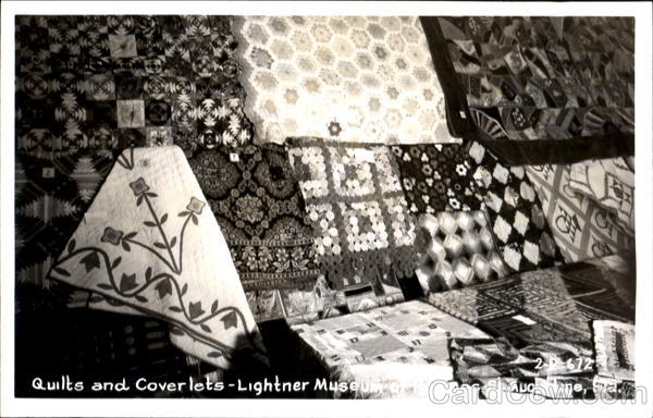 Quilts And Coverlets St. Augustine Florida